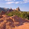 """Red Rocks, Garden of the Gods"", photography by Anita Winstanley Roark.  Contact us for edition and size availability."