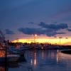 """Rock Harbor Sunset"", photography by Anita Winstanley Roark.  Contact us for edition and size availability."