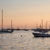 """Evening Light, Stage Harbor"", photography by Anita Winstanley Roark.  Contact us for edition and size availability."