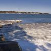 """Winter View from Barley Neck"", photography by Anita Winstanley Roark.  Contact us for edition and size availability."