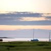 """July Sunrise, Barnstable Harbor"", photography by Anita Winstanley Roark.  Contact us for edition and size availability."